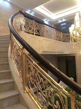 铜楼梯方案设计